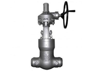 YZY961Y high pressure power station valve