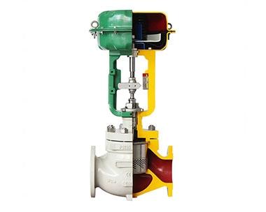 Pneumatic sleeve high pressure regulating valve