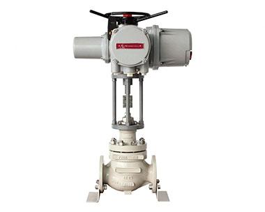 Intelligent electric control valve