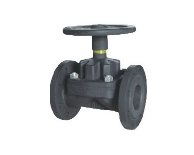 EG41J British standard rubber lined diaphragm valve