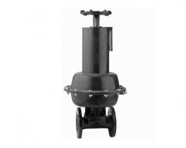EG641J British standard pneumatic diaphragm valve