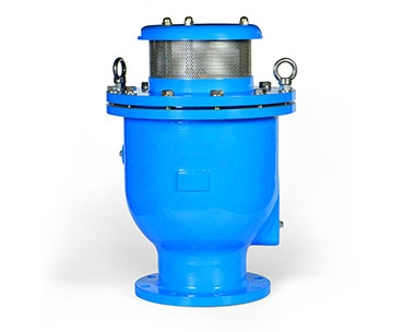 FGP4X compound high-speed power air valve