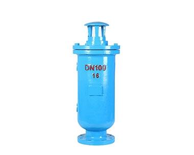 SCAR composite sewage exhaust valve