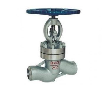 J61Y manual high pressure stop valve