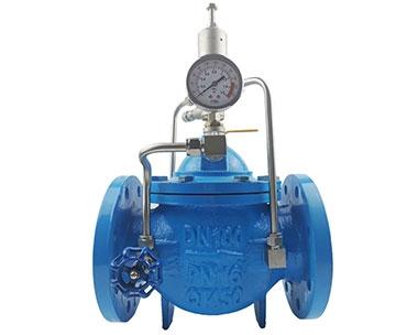 500X pressure relief valve