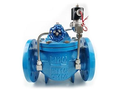 600X hydraulic electric control valve