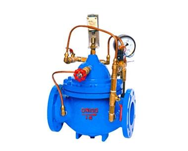 700X water pump control valve