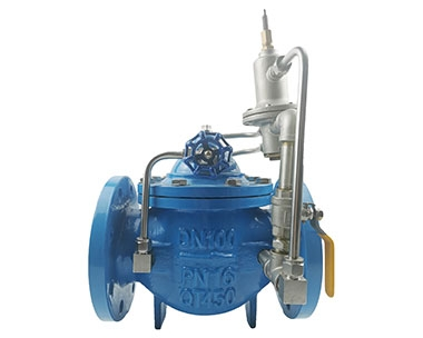 800X differential pressure bypass valve