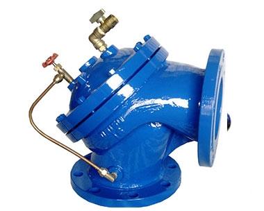 HB100S angle diaphragm valve