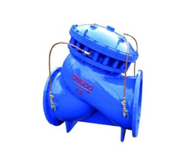 JD745X Multifunctional Water Pump Control Valve