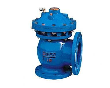 JM744X diaphragm quick opening mud valve