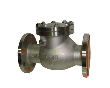 H44W stainless steel swing check valve