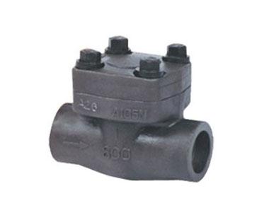 H61H Forged check valve