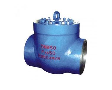 H64Y high pressure check valve