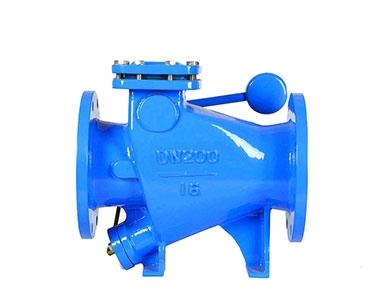 HH44X micro resistance slow closing check valve