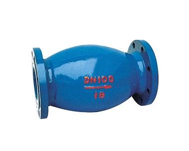 HQ44X, HQ45X micro-resistance spherical check valve