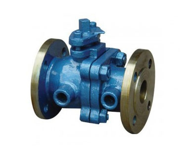 BQ41F insulation ball valve