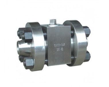 Q61Y high pressure welding ball valve