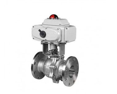 Q941H fine small electric ball valve